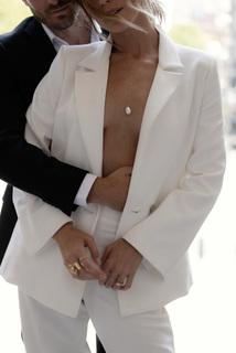 charlie jacket dress photo 3