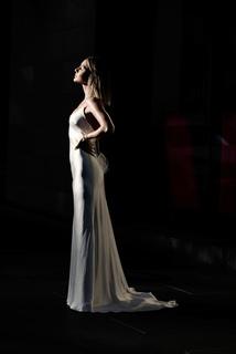 sage dress photo 1