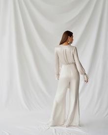 aster jumpsuit dress photo 2