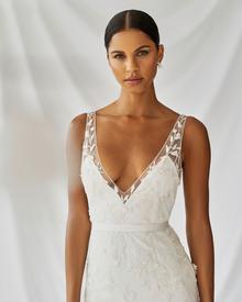 zinnia dress photo 3