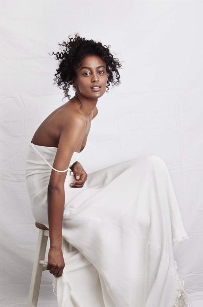 aster dress photo