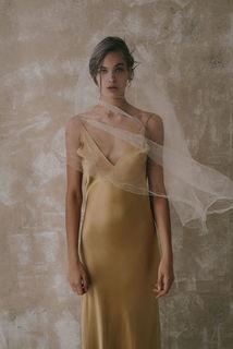 golden juliette dress photo 2