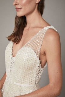 rachel gown dress photo 3