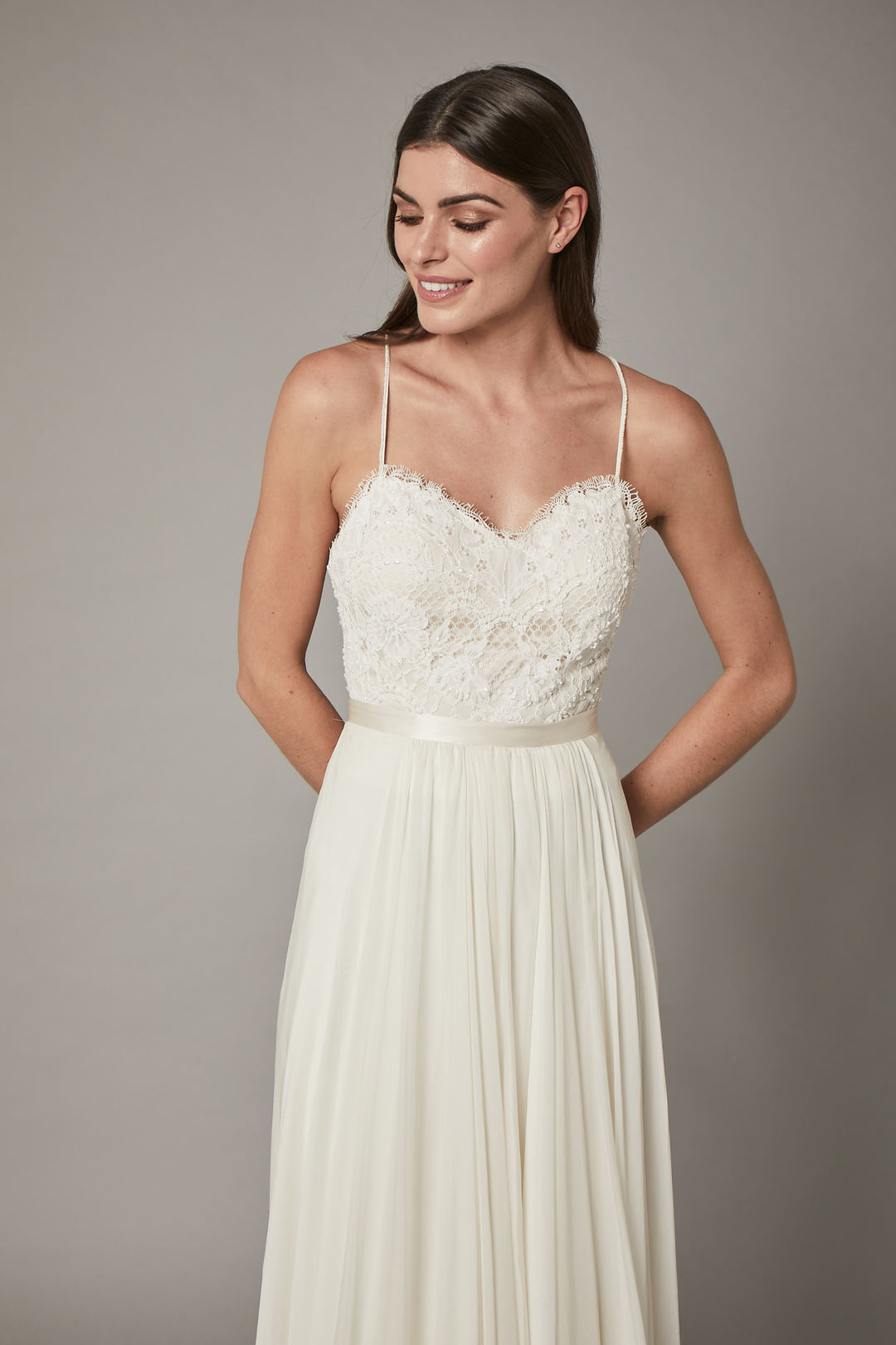 river corset dress photo