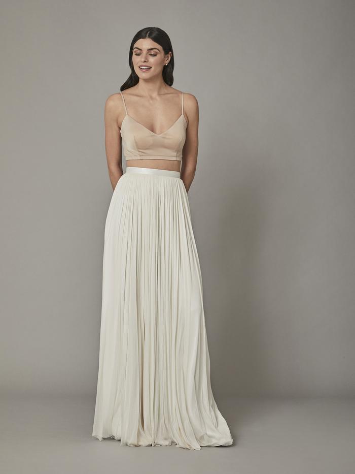 sigrid bodice dress photo