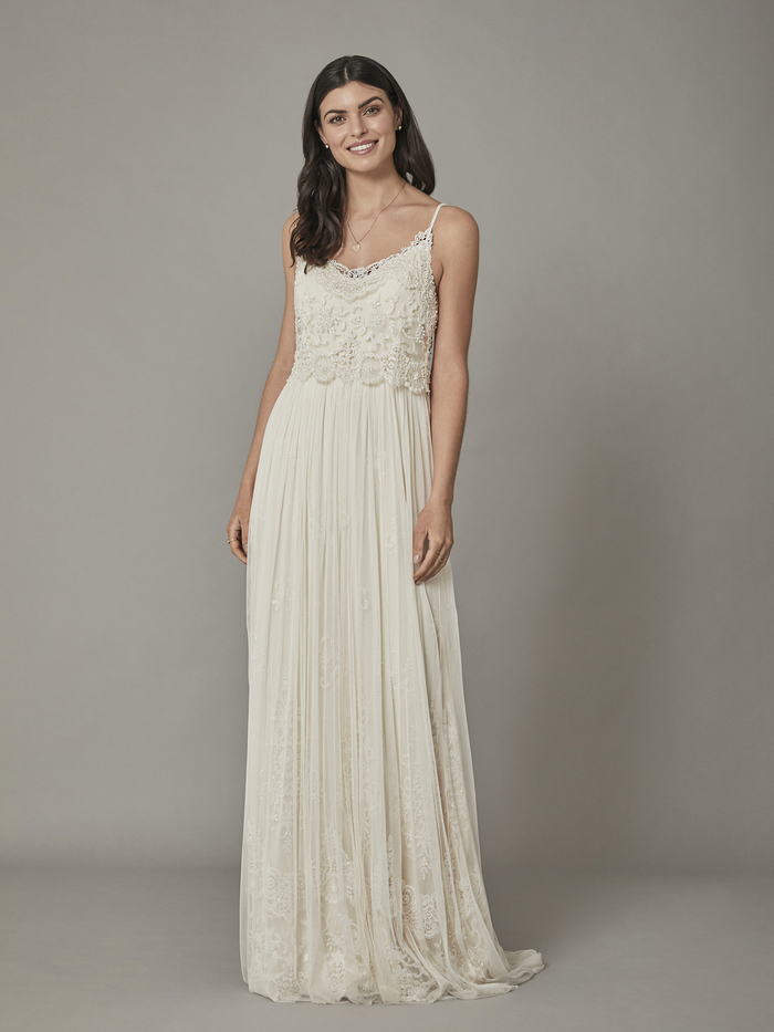 sicily gown dress photo