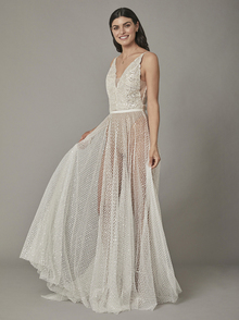 sylvia over-skirt dress photo 3