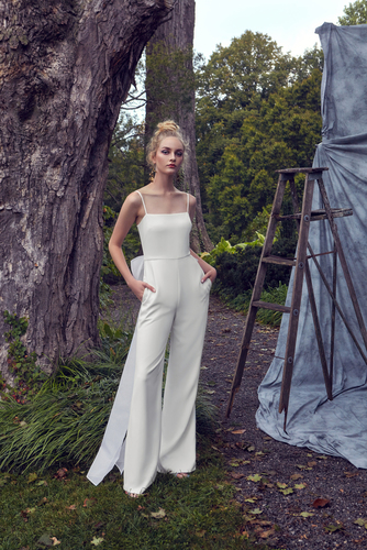 sustainable capsule collection  collection dress photo