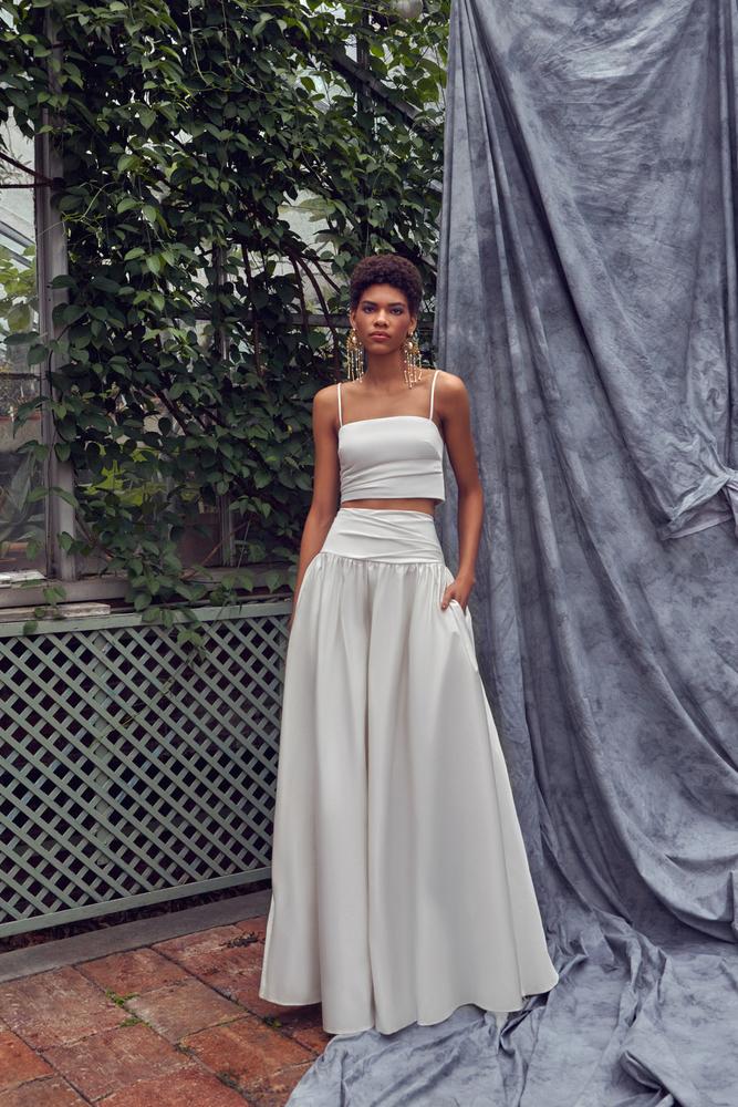amelia top & ava skirt dress photo