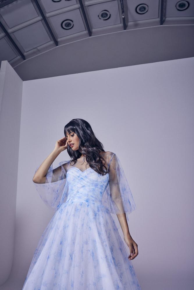 amora (blue) dress photo