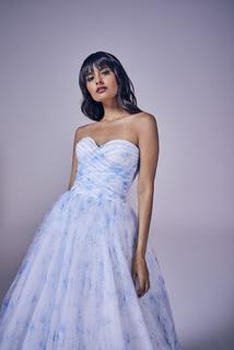 amora (blue) dress photo 2