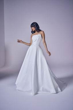 evangeline dress photo