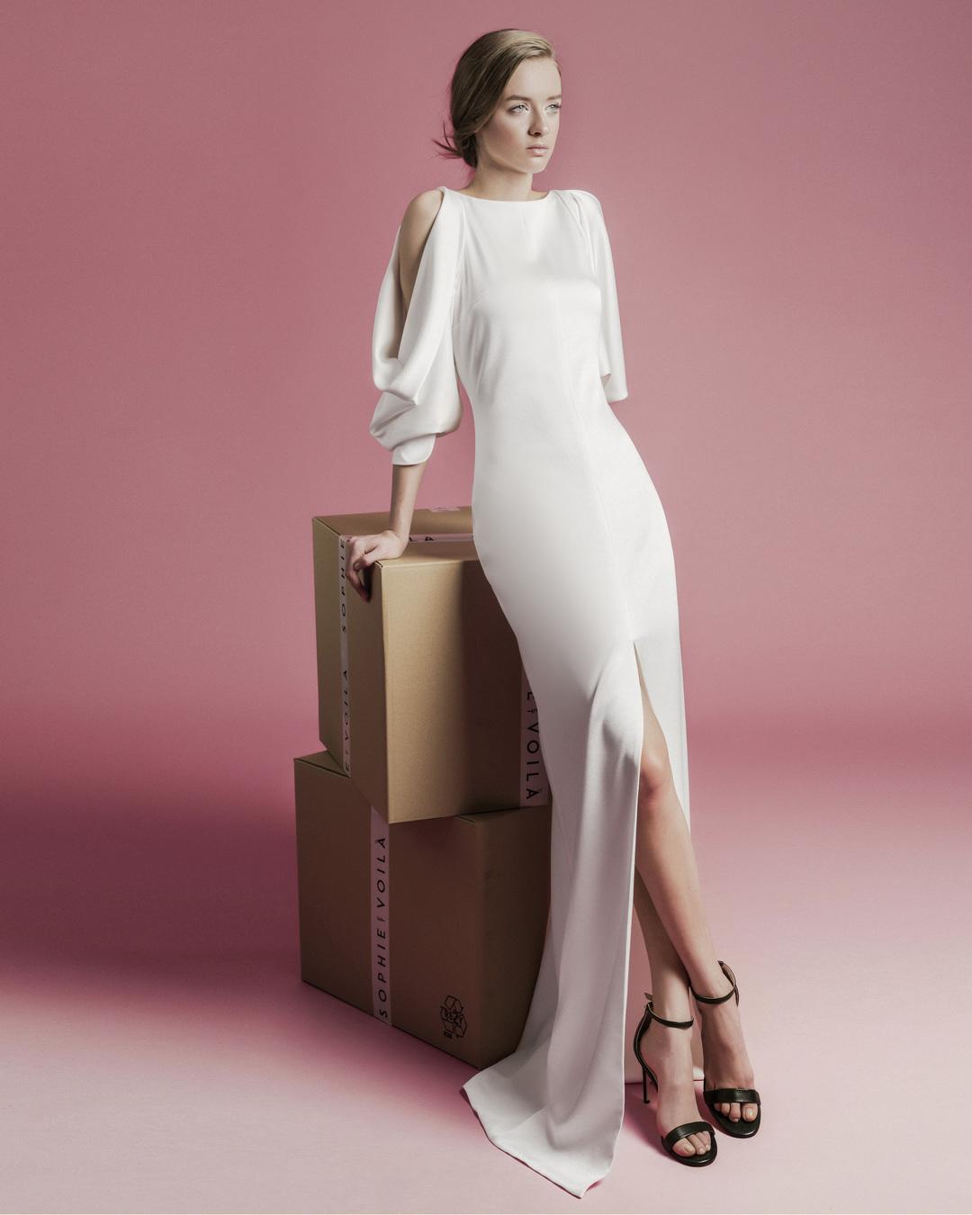 elianne eco dress photo