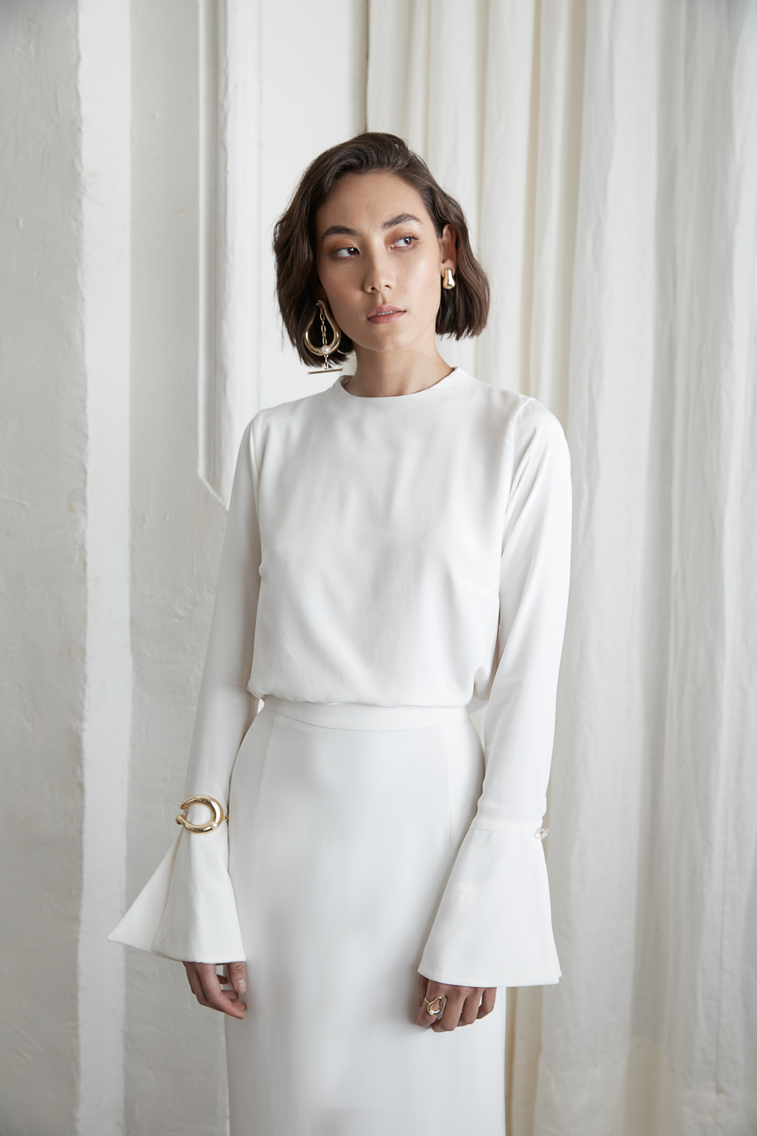 daria blouse  dress photo