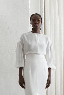 jamie blouse  dress photo 2
