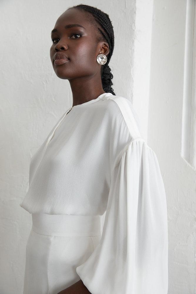 jamie blouse  dress photo