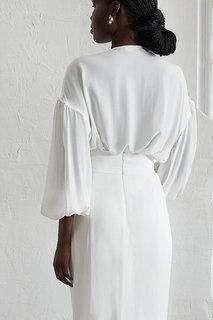 jamie blouse  dress photo 4