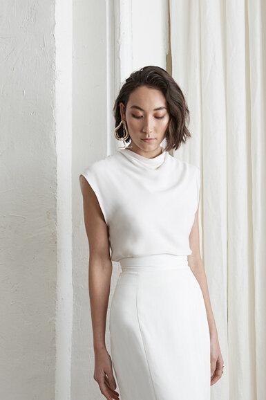 selene blouse  dress photo