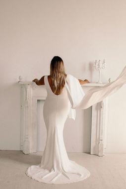 blanket wrap dress photo