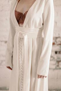 luna sash dress photo 2