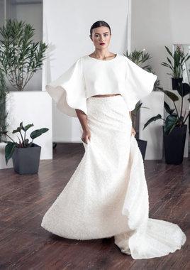mimosa sleeve  dress photo