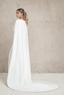 eos cape dress photo 3