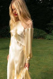 style 023 // 1930s bias dress photo 1