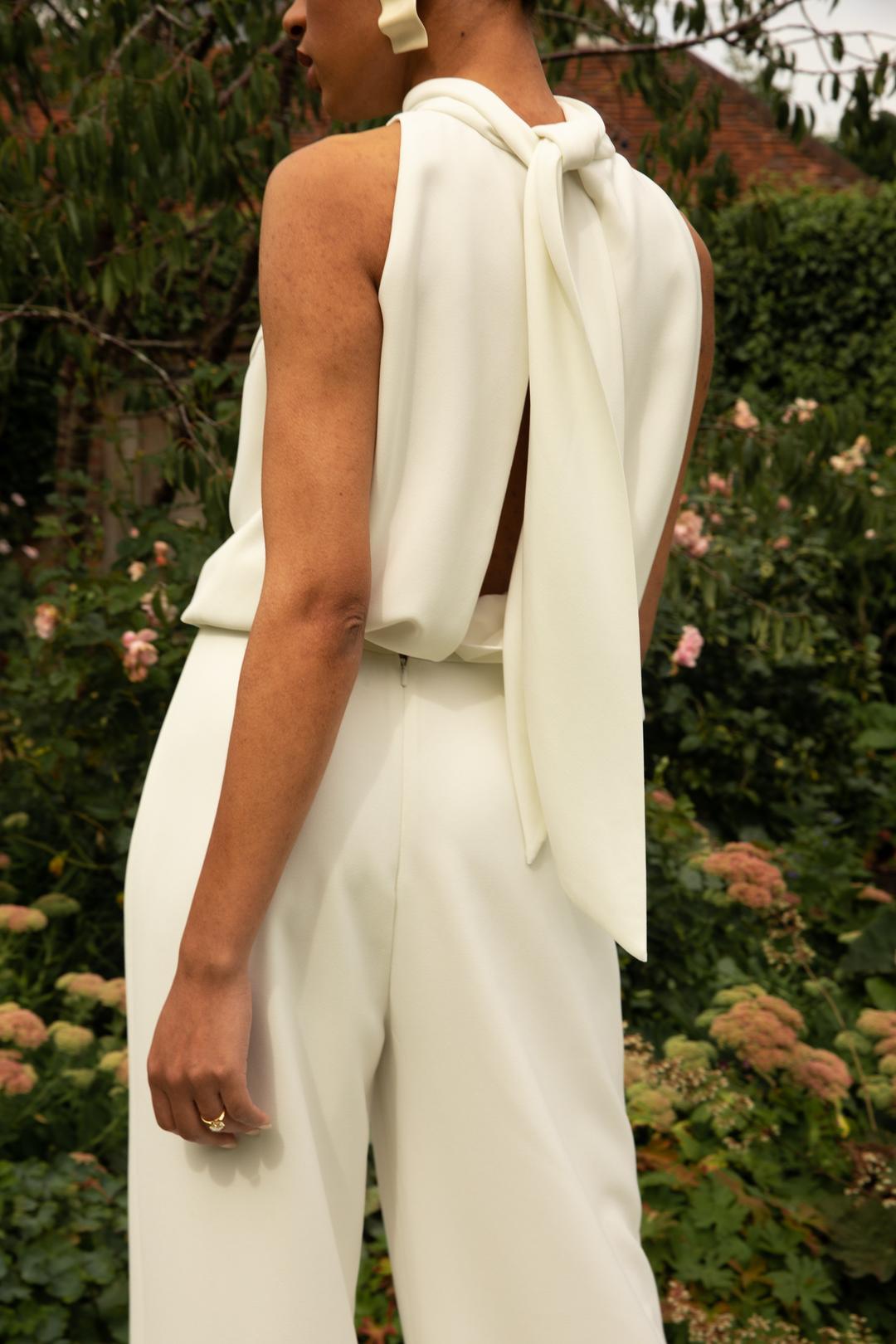style 007 // jumpsuit dress photo