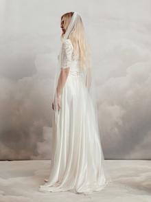 chelsea veil dress photo 2