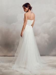 hayley over-skirt dress photo 2
