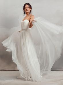 hayley over-skirt dress photo 1