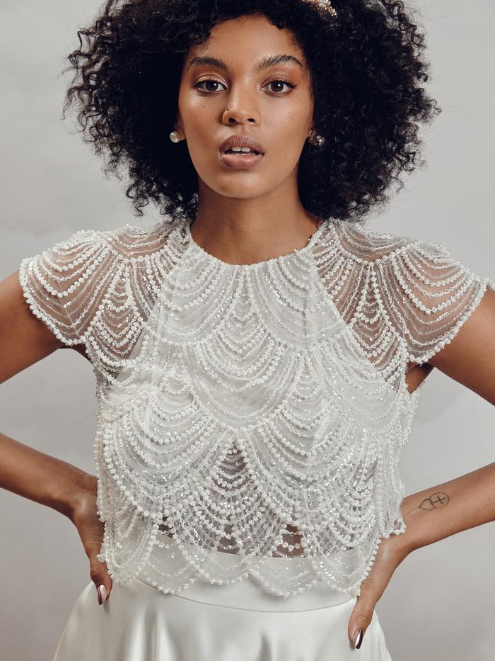 monique top dress photo