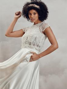 monique top dress photo 3