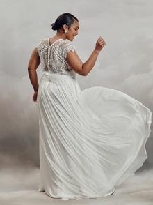 anika skirt - curve dress photo 2