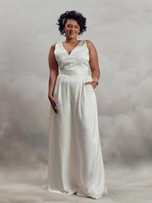 aurelia trousers - curve dress photo 1