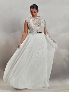 itala top - curve dress photo 2