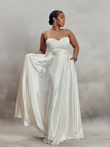 liz skirt - curve dress photo 2