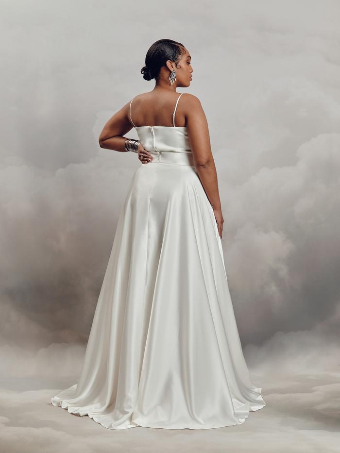 liz skirt - curve dress photo