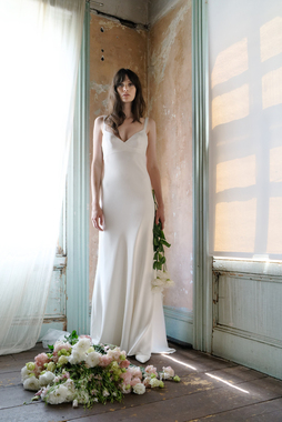 eve - ivory dress photo