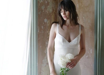 eve - ivory dress photo 3