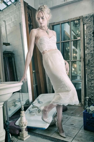 marais pencil skirt dress photo