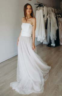 dylan bodice dress photo 3