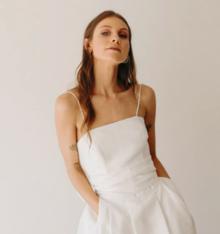 dylan bodice dress photo 1