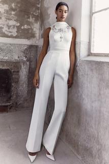royal jewel jumpsuit dress photo 1