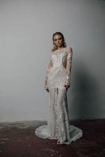 blank dress dress photo 1