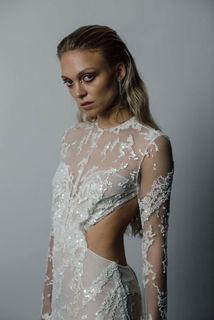 blank dress dress photo 2