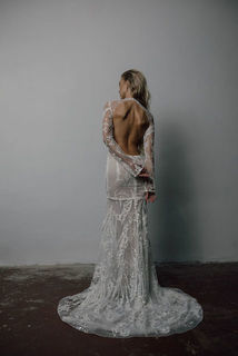 blank dress dress photo 4