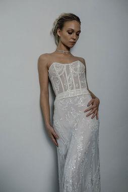 blank skirt dress photo