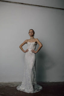 blank skirt dress photo 2