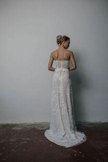 blank skirt dress photo 4